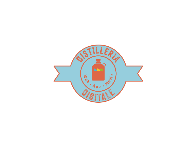 logo distilleria digitale